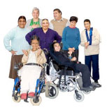 people with a learning disability from black and ethnic minority community