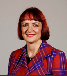Photo of Angela Constance - Cabinet Secretary for Communities, Social Security and Equalities