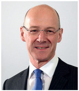 photograph of John Swinney MSP, Deputy First Minister and Cabinet Secretary for Education and Skills