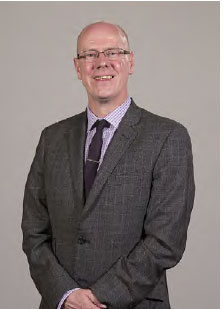 Photograph of Kevin Stewart Minister for Local Government and Housing