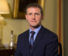 Michael Matheson MSP, Cabinet Secretary for Justice