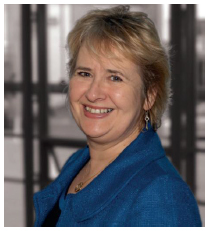 photograph of Roseanna Cunningham, Cabinet Secretary for Environment, Climate Change and Land Reform