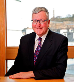 Fergus Ewing MSP Cabinet Secretary for the Rural Economy and Connectivity