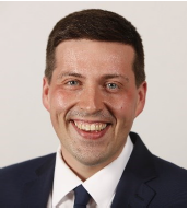 Jamie Hepburn MSP, Minister for Business, Fair Work and Skills