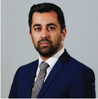 Humza Yousaf MSP, Cabinet Secretary for Justice