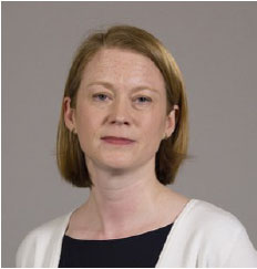 Shirley-Anne Somerville MSP, Cabinet Secretary for Social Security and Older People