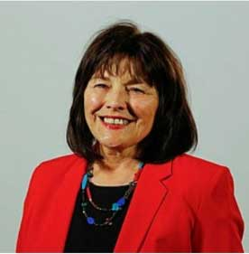 Photo of Jeane Freeman OBE, Cabinet Secretary for Health and Sport
