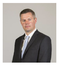 Derek Mackay MSP, Cabinet Secretary for Finance and the Constitution