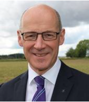 John Swinney, Deputy First Minister and Cabinet Secretary for Education and Skills