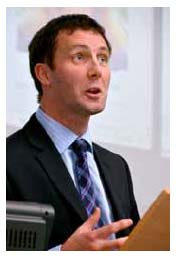 Michael Matheson, the Minister for Public Health photograph