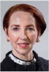 Rose Fitzpatrick CBE QPM, Chair, National Suicide Prevention Leadership Group