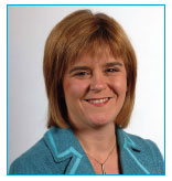 Nicola Sturgeon, MSP photo
