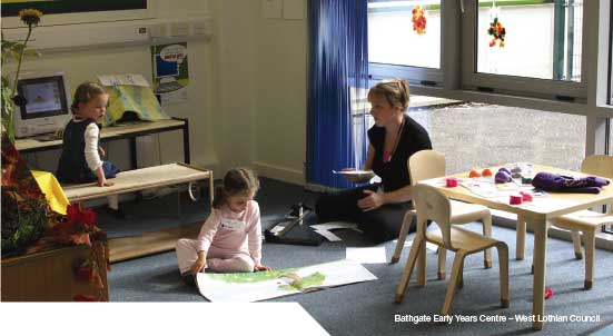 Bathgate Early Years Centre - West Lothian Council