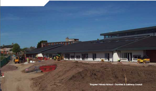 Troqueer Primary School - Dumfries & Galloway Council