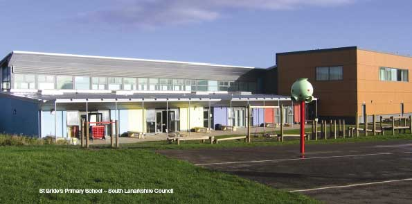 St Bride's Primary School - South Lanarkshire Council