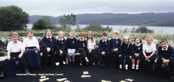 Achahoish Primary - Argyll and Bute Council