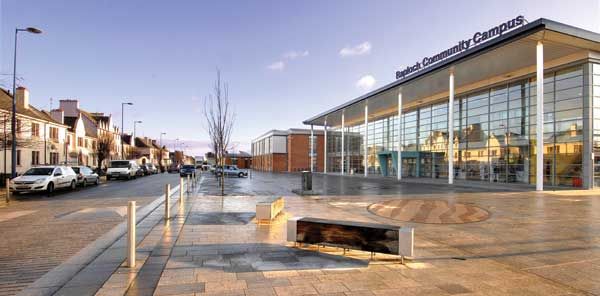 Raploch Community Campus - Stirling Council