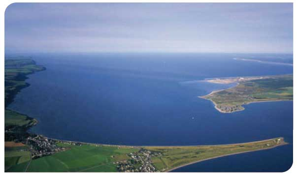 Moray Firth - Bottlenose dolphin Special Area of Conservation
