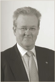 Photo of Stewart Stevenson MSP Minister for Environment and Climate Change