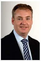 Richard Lochhead MSP, Cabinet Secretary