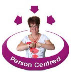 work in a person-centred way