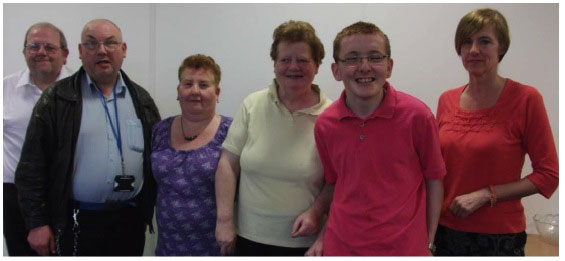 Scottish Consortium for Learning Disability and the Modernising Learning Disabilities Nursing Reference Group