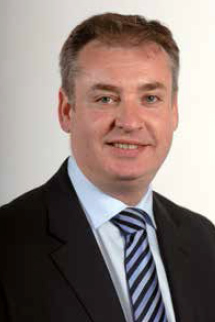 Richard Lochhead - Cabinet Secretary for Rural Affairs, Food and the Environment
