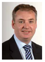 photograph of Richard Lochhead MSP, Cabinet Secretary for Rural Affairs, Food and the Environment