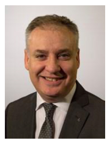 photograph of Richard Lochhead