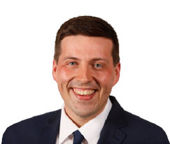 Photo of Jamie Hepburn MSP Minister for Employability and Training