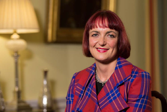 Angela Constance, Cabinet Secretary for Communities, Social Security and Equalities