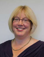 photograph of Alyson Stafford, Director General Finance