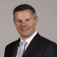 Derek Mackay, MSP, Cabinet Secretary for Finance and the Constitution