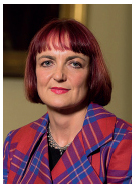 photograph of Angela Constance MSP