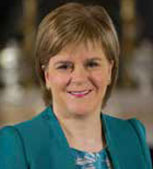 Nicola Sturgeon MSP, First Minister