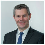 photograph of Derek Mackay, Cabinet Secretary for Finance and Constitution