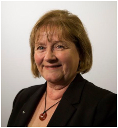 photograph of Maureen Watt MSP, Minister for Mental Health