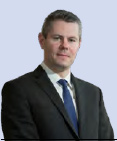 Derek Mackay Cabinet Secretary Finance and the Constitution