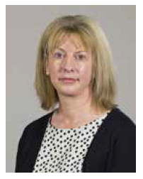 photograph of Shona Robison MSP, Cabinet Secretary for Health and Sport