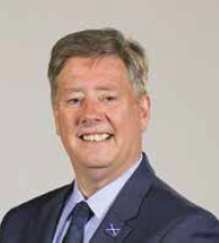 photograph of Keith Brown, Cabinet Secretary for Economy, Jobs and Fair Work