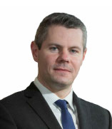 Derek Mackay MSP Cabinet Secretary for Finance and the Constitution