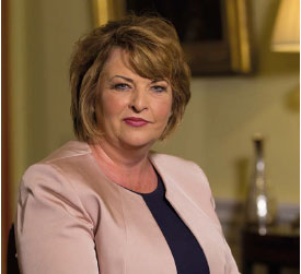 Fiona Hyslop MSP Cabinet Secretary for Culture, Tourism and External Affairs