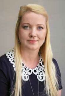 Councillor Kelly Parry, Spokesperson for COSLA Community and Wellbeing Board