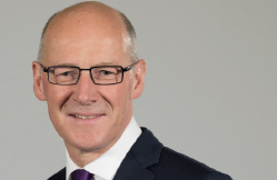 John Swinney MSP Deputy First Minister and Cabinet Secretary for Education and Skills