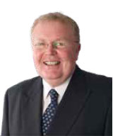 Photo of Councillor Peter Johnston, Health and Wellbeing Spokesperson, COSLA