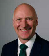 Joe FitzPatrick, MSP, Minister for Public Health, Sport and Wellbeing