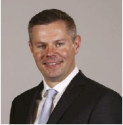 Derek Mackay, MSP, Cabinet Secretary for Finance, Economy and Fair Work