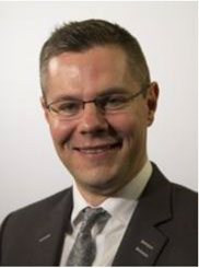 Derek Mackay MSP, Cabinet Secretary for Finance, Economy and Fair Work