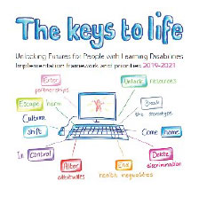 Cover of The keys to life implementation framework 2019-2021.