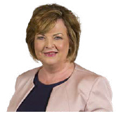 photograpch of Fiona Hyslop MSP, Cabinet Secretary for Culture, Tourism and External Affairs